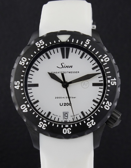 A Rare Model Sinn U 200 SDR For Lady 37mm