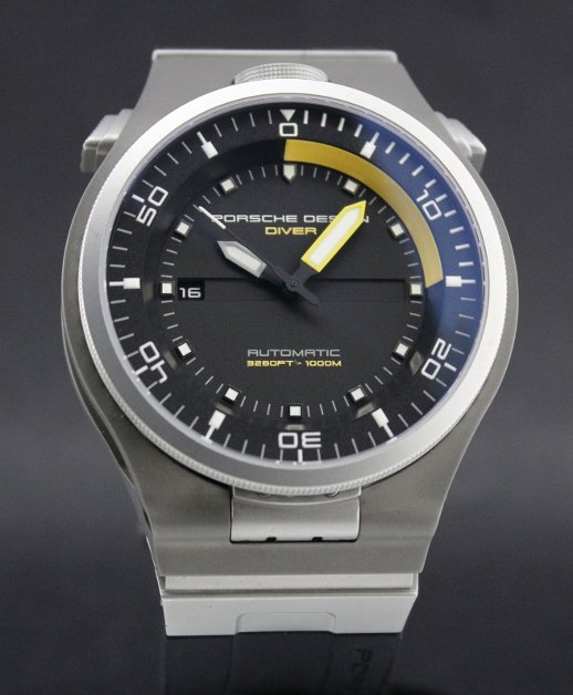 LNIB PORSCHE DESIGN P6780 DIVER WATCH
