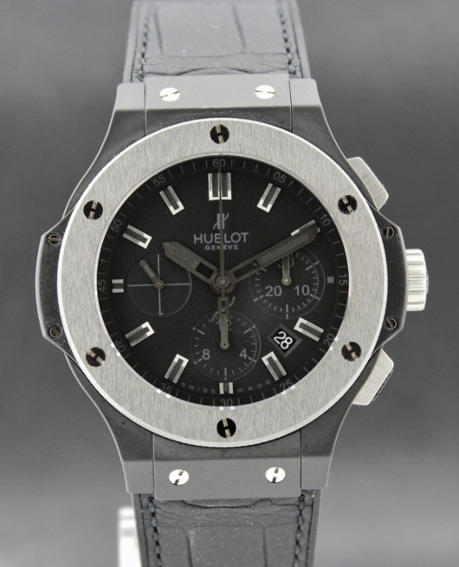 LIKE NEW HUBLOT BIG BANG ICE BANG ALL BLACK