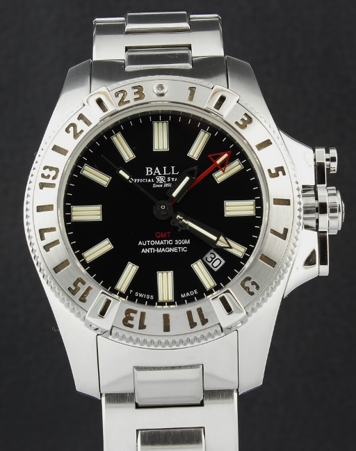 Ball Engineer Hydrocarbon Gmt Stainless Steel / DG1016A