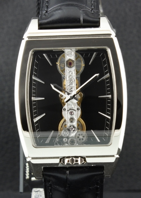 UNWORN Corum Golden Bridge 18K White Gold / 113.150.59.0001 FN01