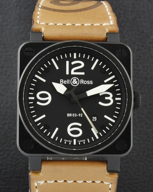A BELL & ROSS AVIATION COLLECTION / BR03-92