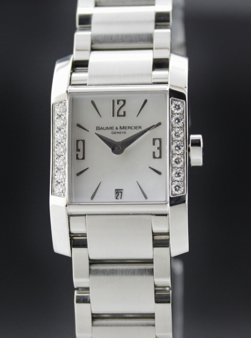 Baume & Mercier Diamant Ladies Wristwatch / MOA08569