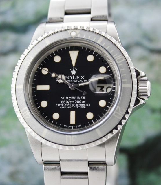 "100% ORIGINAL ROLEX VINTAGE OYSTER PERPETUAL ""GHOST BEZEL"" - 1680"