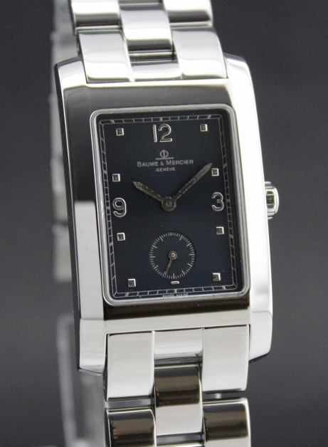 A Baume & Mercier Men Steel