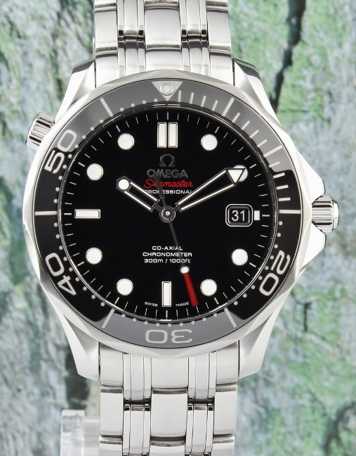 LIKE NEW OMEGA CO-AXIAL SEAMASTER 41MM / 21230412001003