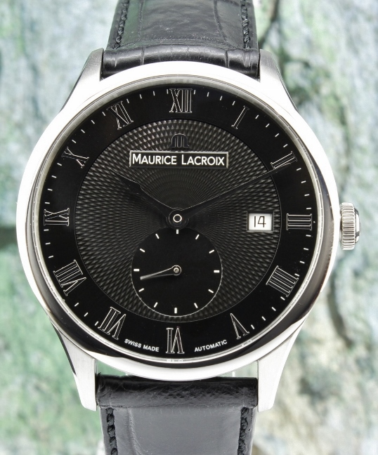 Unworn Maurice Lacroix Stainless Steel Automatic Watch / MP6907