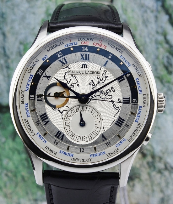 Unworn Maurice Lacroix Stainless Steel Automatic Watch / MP6008