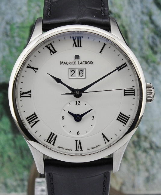 Unworn Maurice Lacroix Stainless Steel Automatic Watch / MP6707