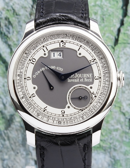 FP JOURNE ZODIAQUE LIMITED EDITION OF 150 AMAZING COMPLICATION IN PLATINUM 950