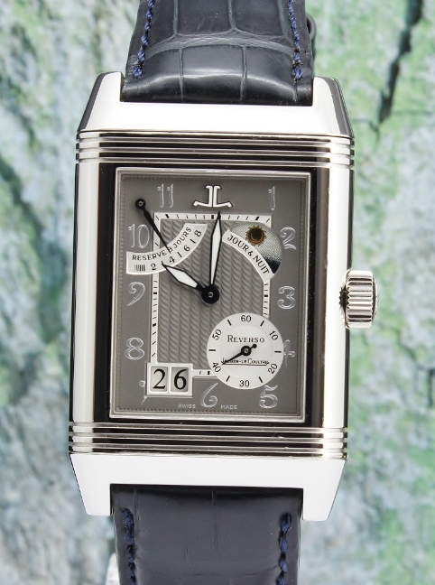 Jaeger-LeCoultre Reverso Grande Limited Edition In Platinium 500 Pieces / 240.6.19