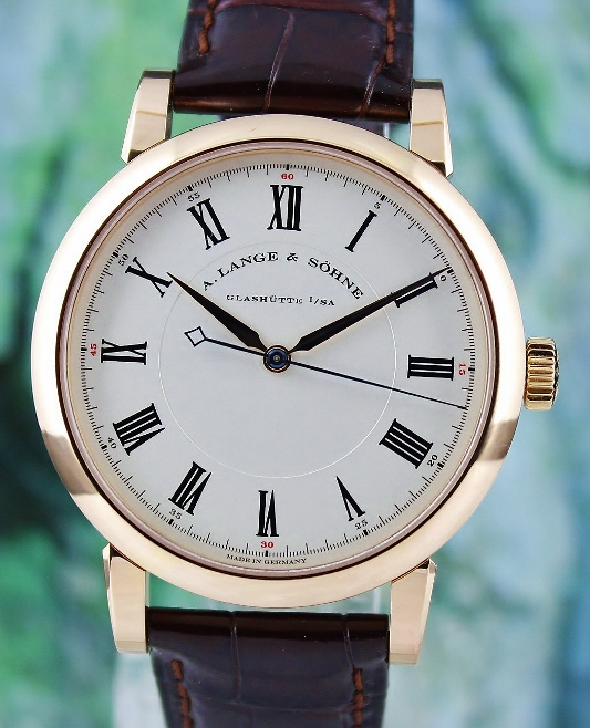 "A. Lange & Sohne 18K Rose Gold ""Richard Lange"" 40.5 MM / 232.032"