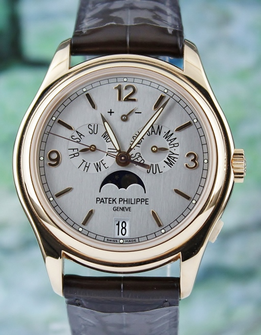 Like New Patek Philippe Limited Edition 300 Pieces Annual Calendar / 5350R