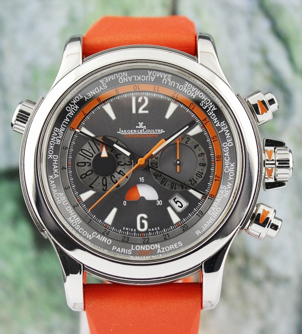 JAEGER LECOULTRE PLATINUM LTD EDITION 30 PIECES MASTER COMPRESSOR EXTREME WORLD / Q1766410