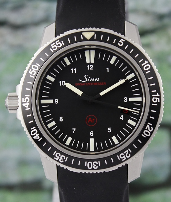 Sinn Stainless Steel Automatic Watch / 603-101-E2M