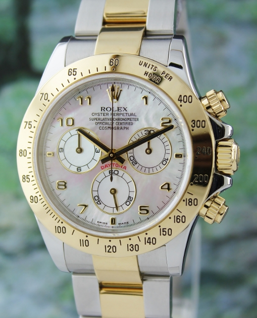 A ROLEX OYSTER PERPETUAL COSMOGRAPH DAYTONA - 116523