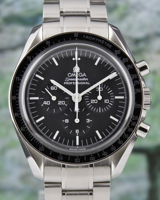 Omega Speedmaster Professional Manual Winding Moon Watch / 35705000