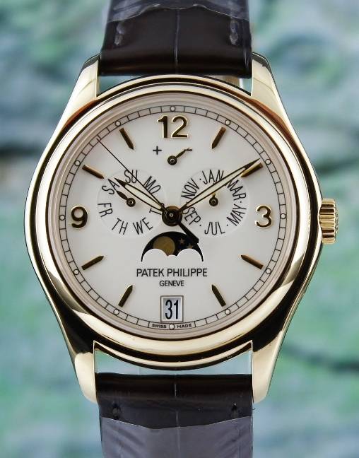 PATEK PHILIPPE ANNUAL CALENDAR MOON PHASE POWER RESERVE/ 5146J