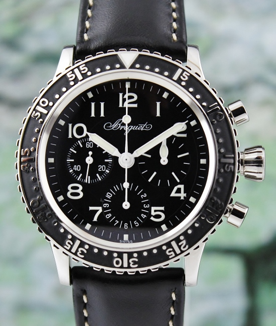 Breguet Type XX Aeronvale 100th Anniversary Limited Edition / 3803ST/92/3W6