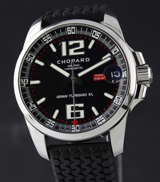 A Stainless Steel Chopard Mille Miglia GT XL / 8997