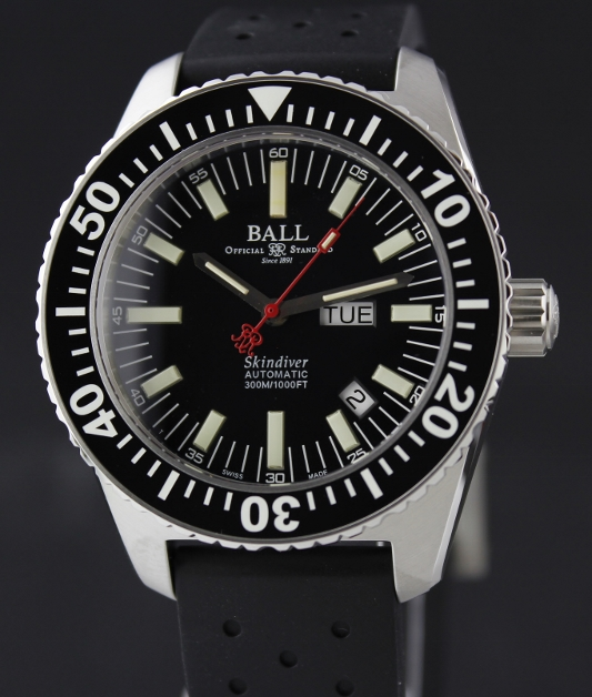 New Ball Engineer Master II Skindiver / DM2108A-S-BR