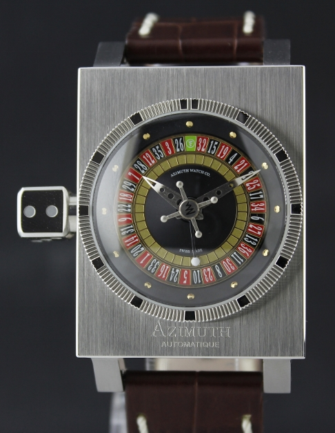 LIKE NEW Exclusive Azimuth Roulette (500 Pieces In SG)