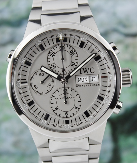 IWC GST Split Second Chronograph Automatic Watch / IW371508
