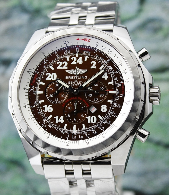 UNWORN Breitling for Bentley Le Mans Limited Edition / A22362