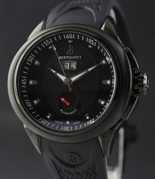 A BERTOLUCCI PVD AUTOMATIC WATCH / 1344.51.42.102D.901