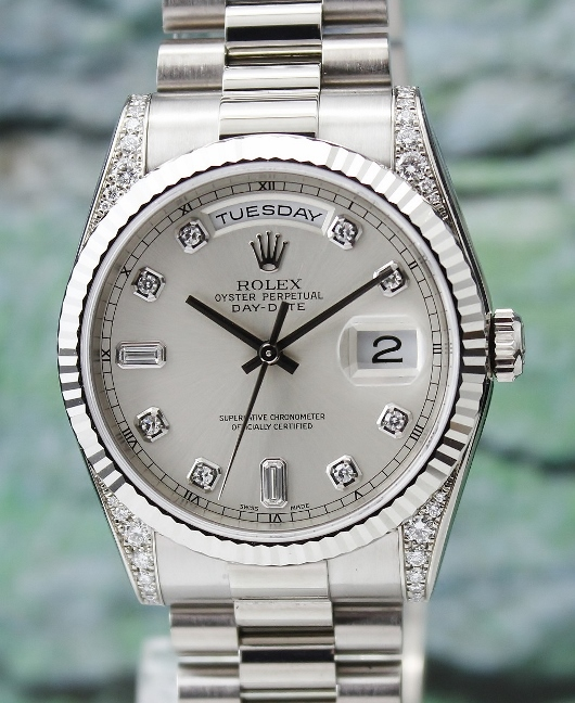 Rolex day date price