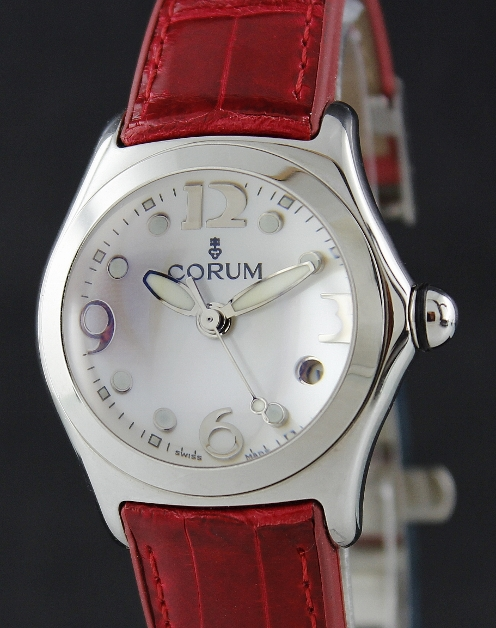 A LIKE NEW CORUM LADY WATCH / 39.250.20