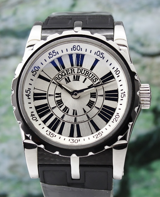 Roger Dubuis Sympathie Excalibur In Stainless Steel / SYM431493537AR