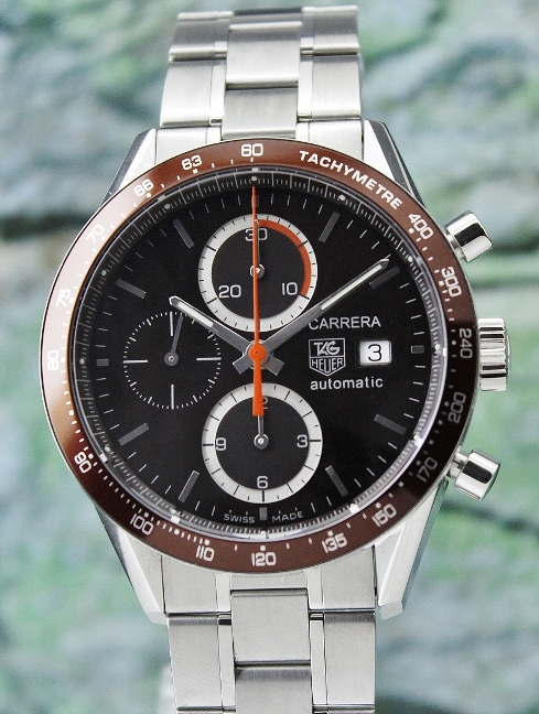 TAG HEUER CHRONOGRAPH CARRERA DATE / CV2013-3