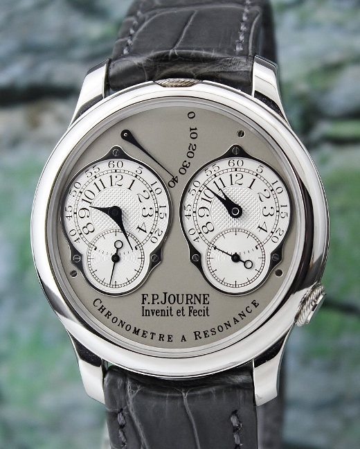 FP Journe Octa Resonance - Platinum Pt 950 With Rethenium Dial