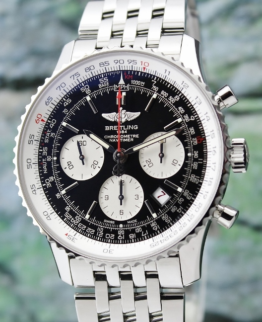 UNWORN BREITLING LIMITED EDITION NAVITIMER 01 CHRONOGRAPH / A23322
