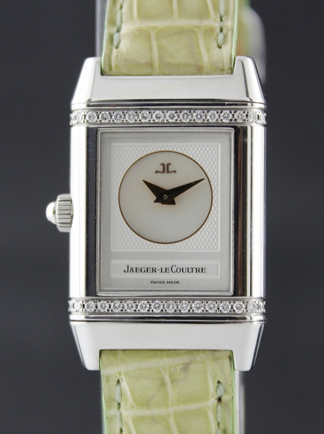 Jaeger-LeCoultre Reverso Duetto Duo Lady Watch / 266.8.44