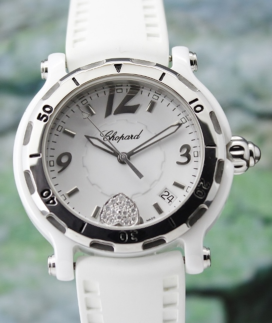 A CHOPARD HAPPY SPORT LIMITED EDITION 150 PIECES / 8507