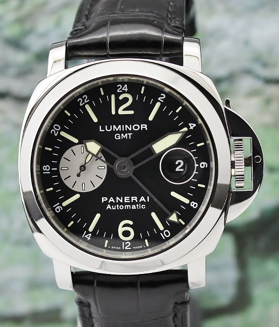 "A PANERAI LUMINOR PAM88 GMT ""L"" SERIES / COMPLETE"