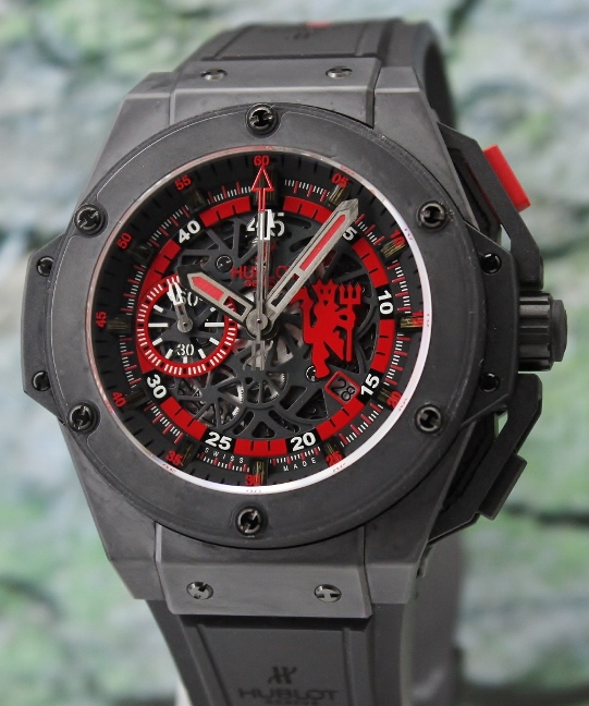 Hublot Big Bang 48mm King Power Red Devil / 716.CI.1129.RX.MAN11