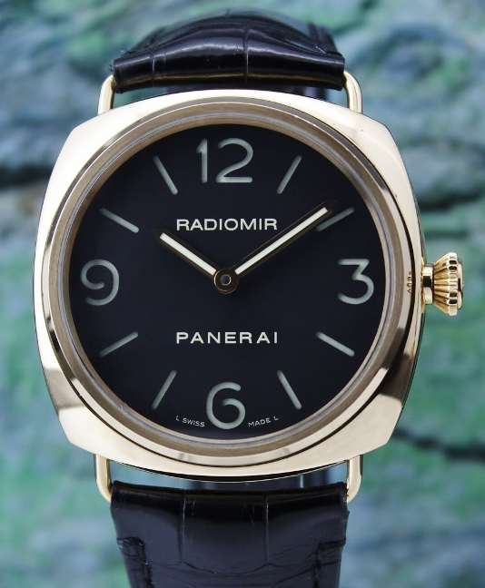 Panerai Limited Edition Radiomir 18K Rose Gold / PAM 231