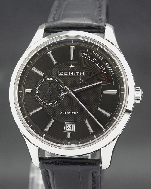 ZENITH CAPTAIN POWER RESERVE AUTOMATIC / 03.2120.685/22.C493