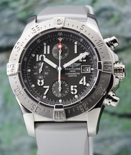 BREITLING Avenger Skyland Chronograph Watch / A13380
