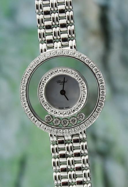Chopard Happy Diamond Watch Price Singapore