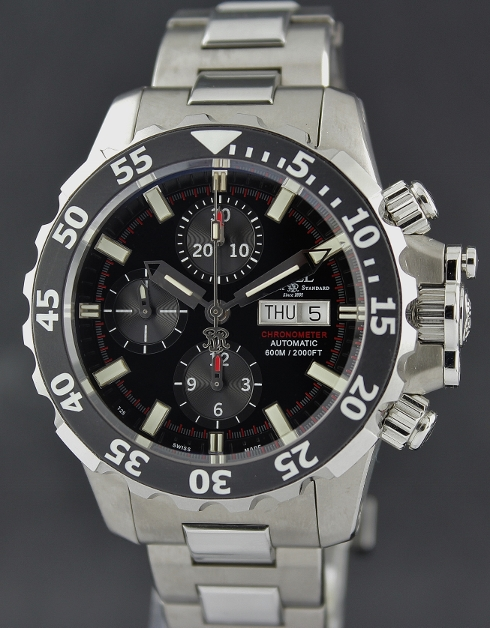 Unpolished Ball Engineer Hydrocarbon Ceramic COSC NEDU Automatic Watch / DC3026A