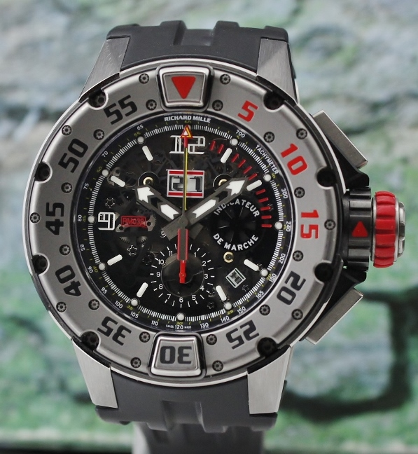 Richard Mille RM 032 Automatic Chronograph Diver Watch