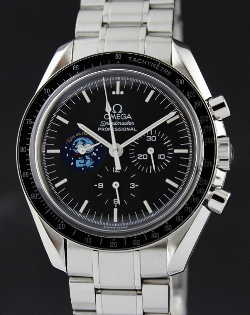 5441 OMEGA SPEEDMASTER Apollo 11 Limited 3569-31 SNOOPY CHRONOGRAPH WATCH