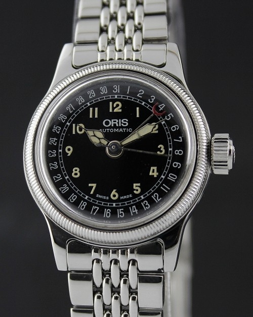 An Oris Lady Automatic Stainless Steel Watch