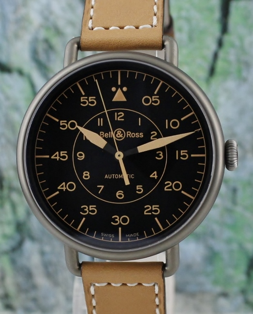 Like New Bell & Ross Vintage Heritage / WW1-92