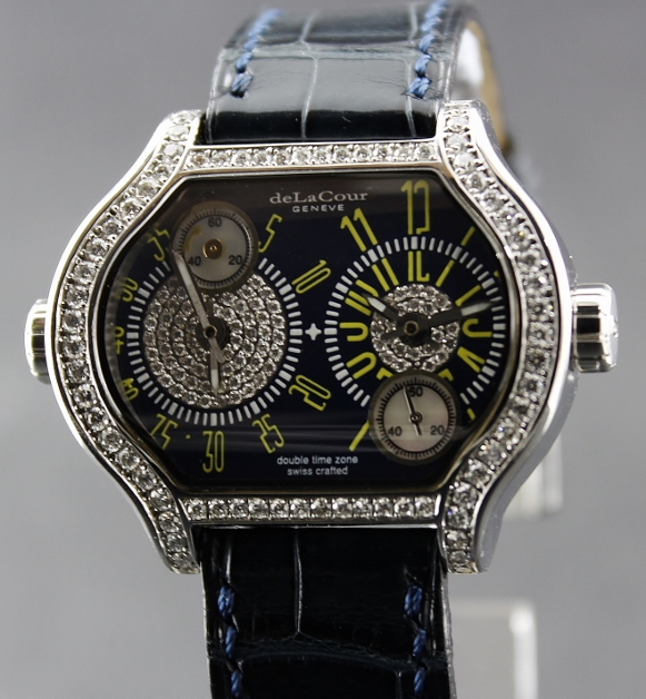 A deLaCour Limited Edition 500 Pieces / CITY 2