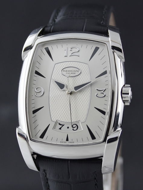 Parmigiani Fleurier Kalpa Grande Stainless Steel Automatic Watch / PF006811.01